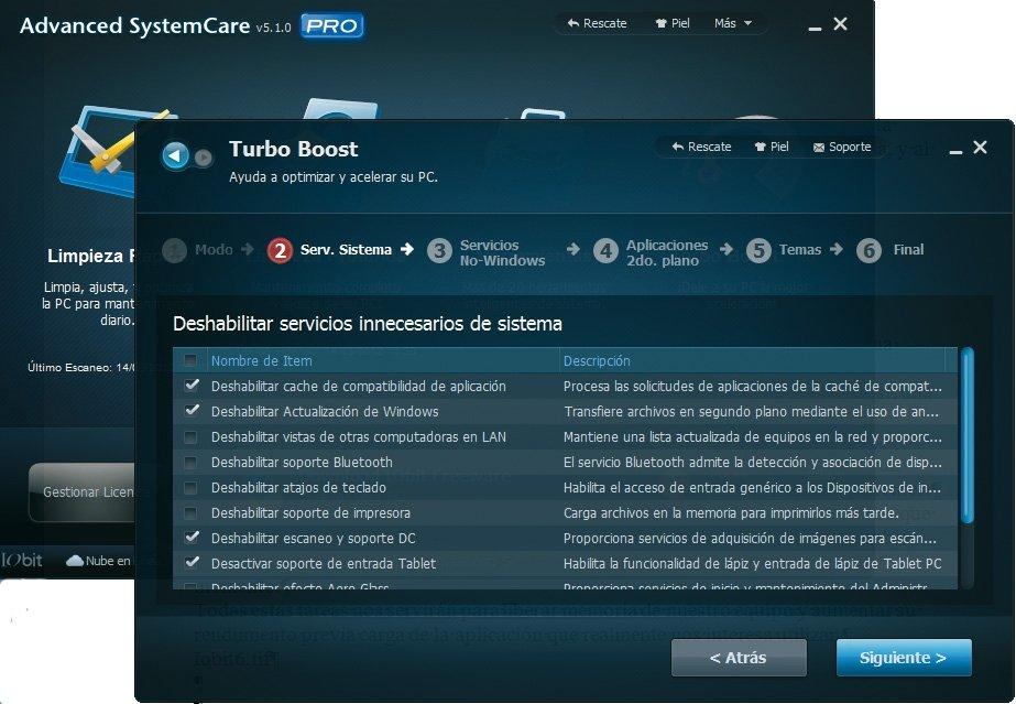 IObit Advanced SystemCare PRO 6