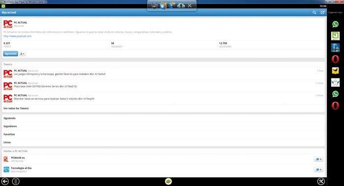 Práctico Android BlueStack 3