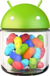 Android 4.2 Jelly Bean logo