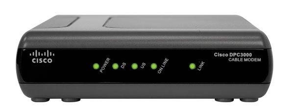Cablemodem Cisco