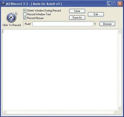 Automatiza tareas AutoIt 3
