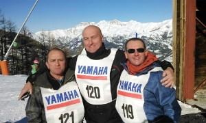 Nos compétiteurs au 20ème SKI MOUNTAIN FLY PARACHUTISME