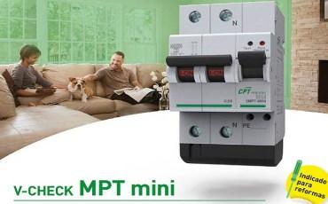 Cirprotec V-Check  MPT mini Protecciones sobretension para vivienda
