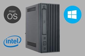 PC ITX i5 9400 6cuori - MacOS e Win 10