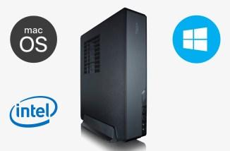 WORKSTATION Plus thin i7 8700K - MacOS e Win 10