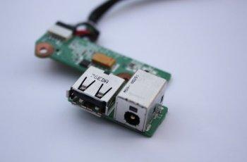 Réparation connecteur de charge