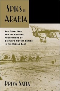 Spies in Arabia cover