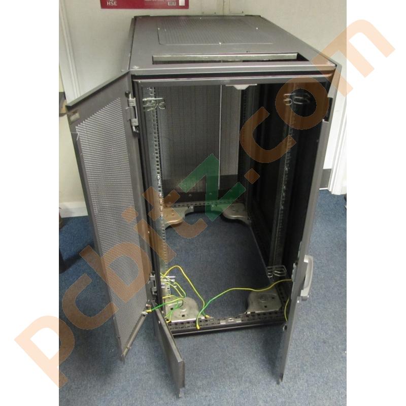 compaq 22u server rack cabinet unknown