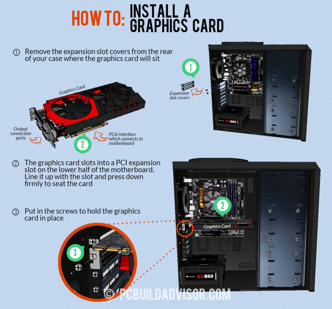 How To Change Graphic Card In Acer Laptop Aspire 7736z Wiring Diagram Upgrade The Tc 780 Desktop Computer With A