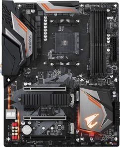 Gigabyte X470 Aorus Ultra Gaming (Bild: Gigabyte)