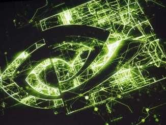 Nvidia Logo Highlited