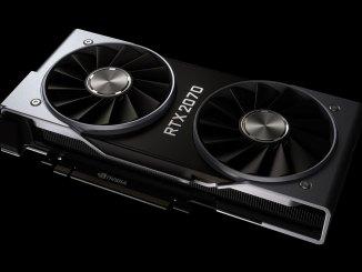 Nvidia Turing RTX 2070 Founders Edition Nvidia RTX 2070 Rumor