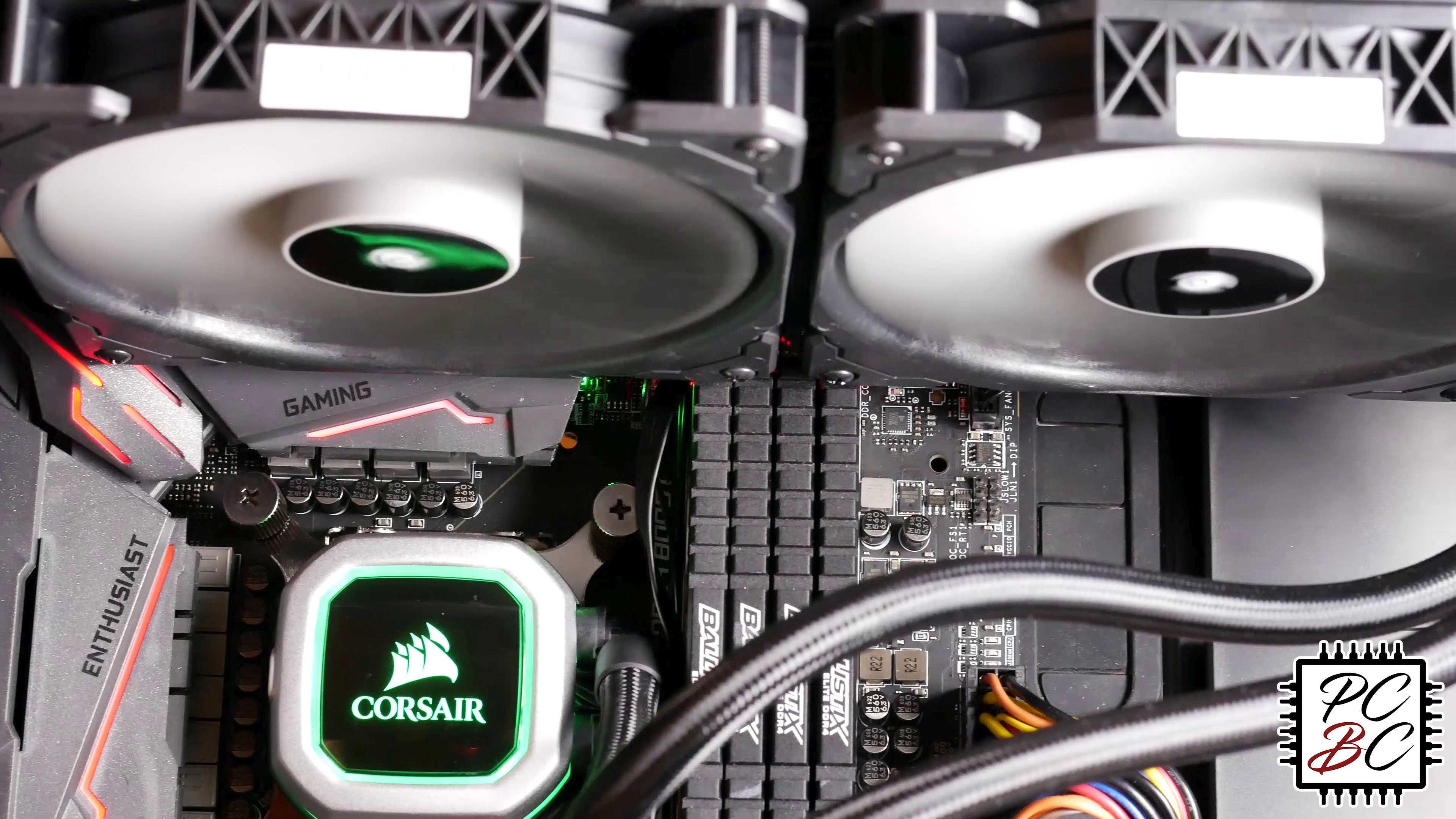 Corsair H115i Pro RGB