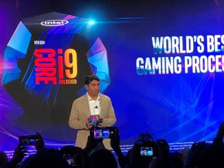 Intel Core i9 9900K Launch Event
