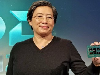 AMD Epyc 2 Rome Zen 2 Lisa Su