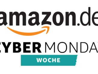 Amazon Cyber Monday Woche Cyber Week