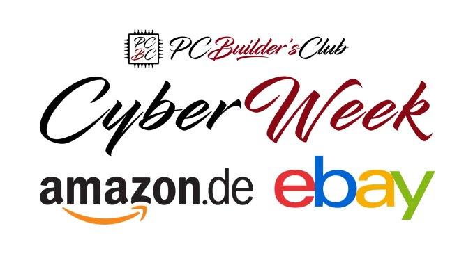 Amazon Cyber Week Cyber Monday Black Friday