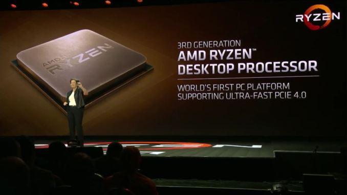 AMD Ryzen 3000 Keynote CES 2019