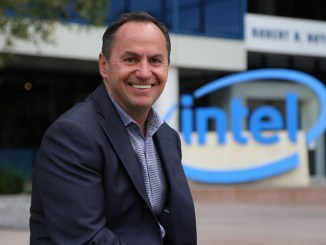 Intel CEO Robert Swan