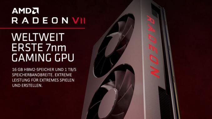 Amd Radeon Vii Kurz Und Knapp Alle Benchmarks Und Spieleergebnisse