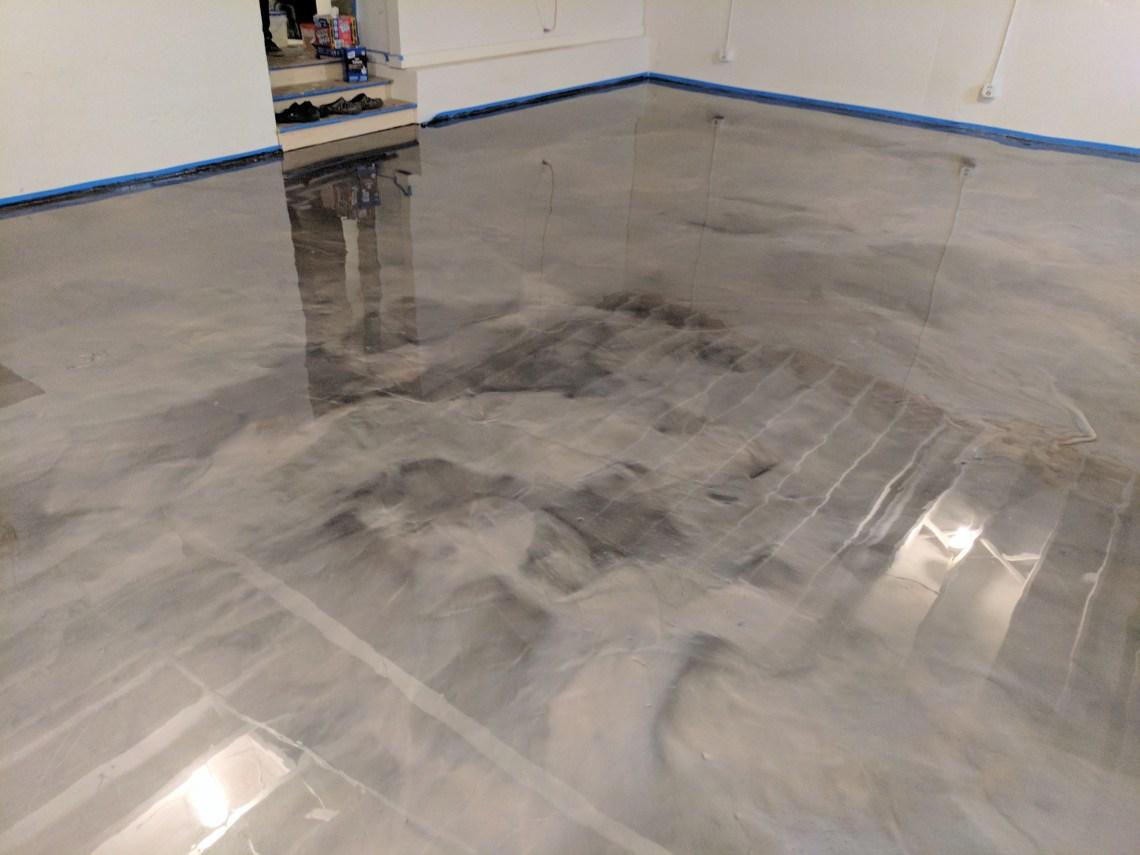 Image Result For Garage Flooring