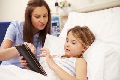 Prepare A Child for Surgery