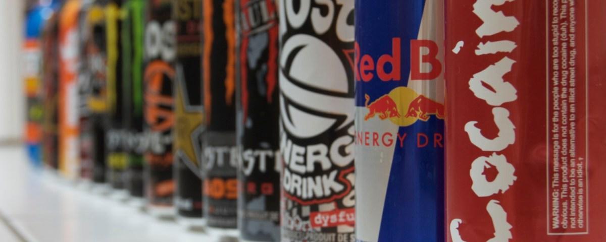energy drinks study