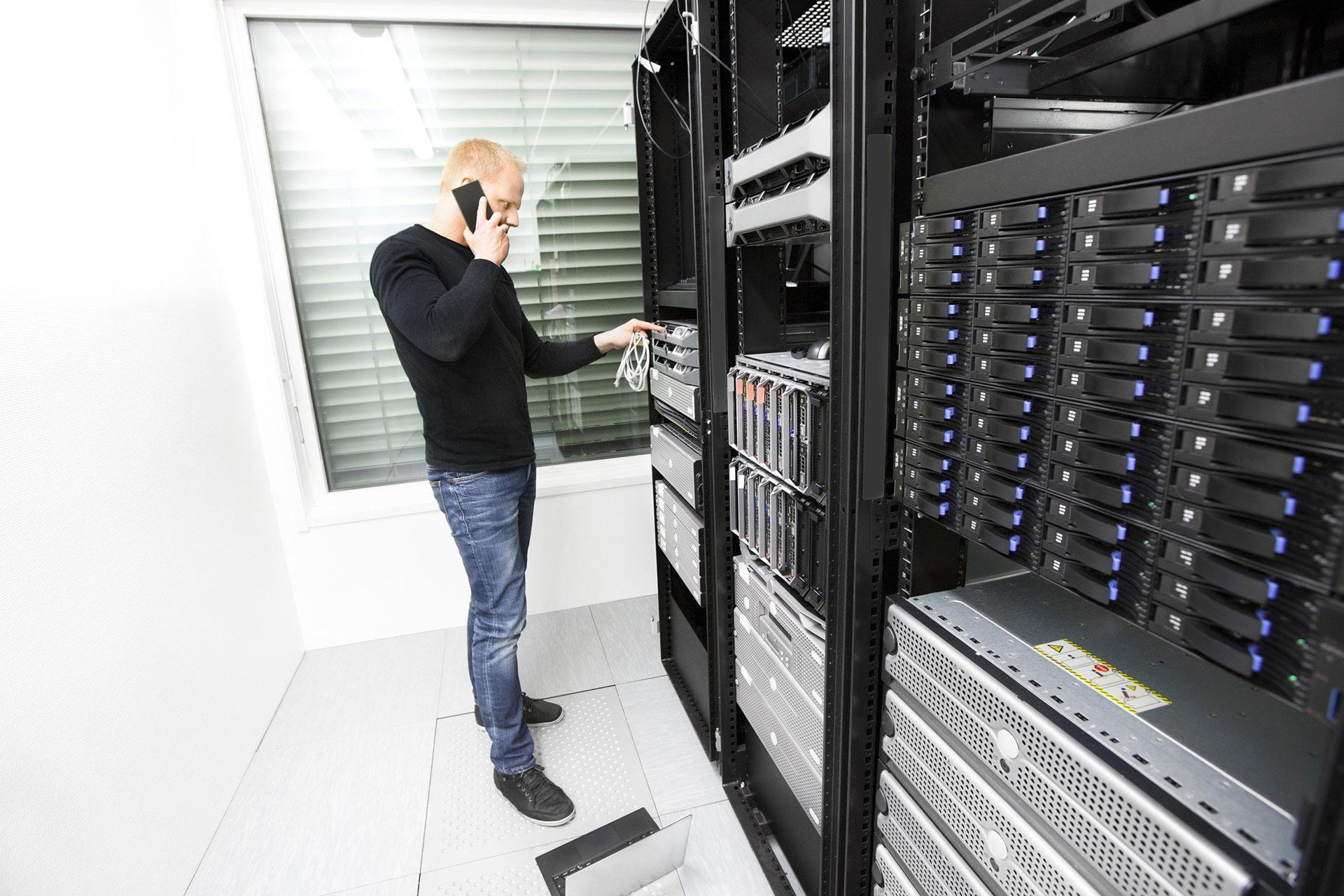 Verstärkung IT Abteilung Outsourcing
