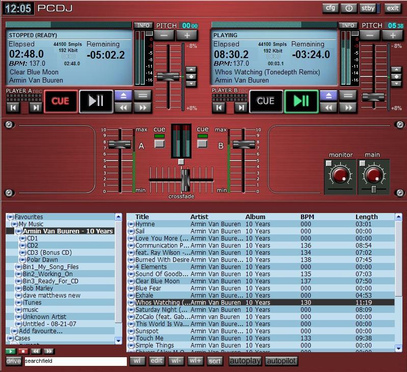 Pcdj red demo download.