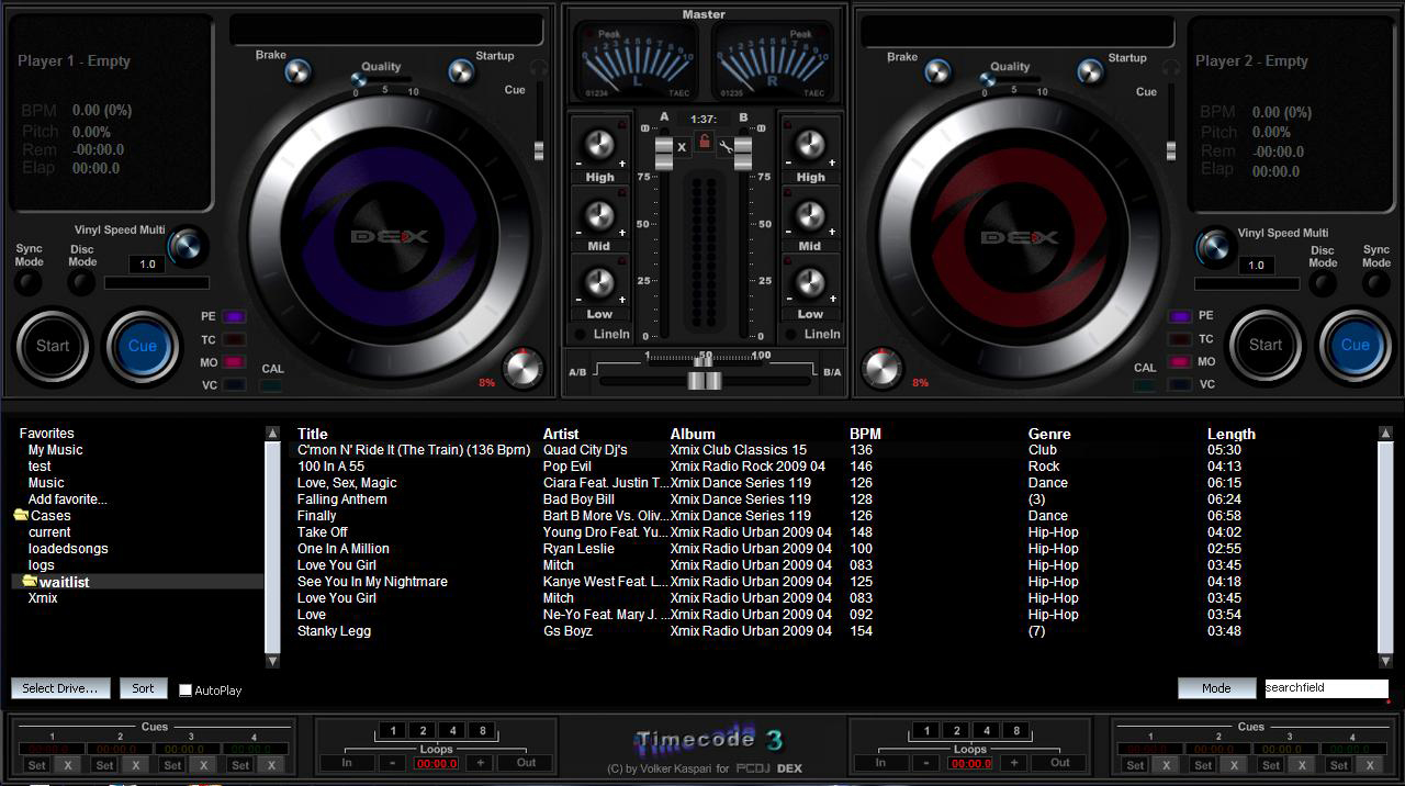 DEX Free Add on's and extra's page | PCDJ