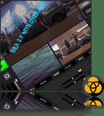 DEX 3 DJ and Video Mixing Software for Pro DJs | PCDJ