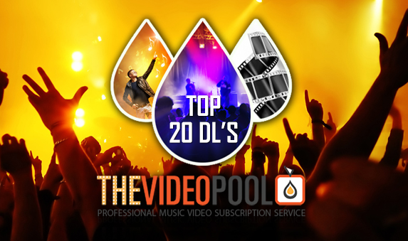 Top 20 Music Video Downloads This Month (The Video Pool) | PCDJ