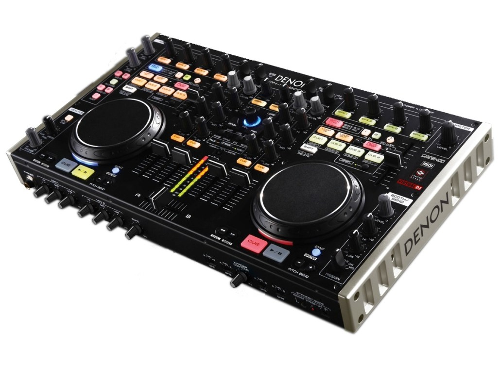 Download Updated Denon DN-MC6000 Mapping File for DEX 3 DJ