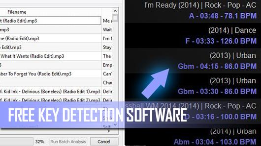 KeyFinder: Free Key Detection Software | PCDJ