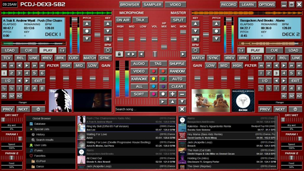 Dex free add on's and extra's page   pcdj.