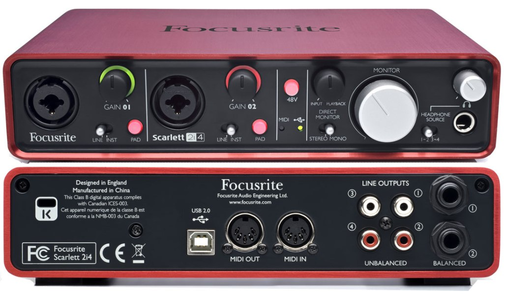 Pro Audio Interfaces For DJ Software Available Today   PCDJ