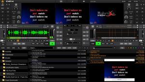 DEX 3 Playing Karaoke