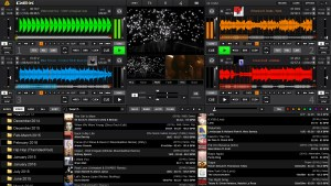 DEX 3.6 Video Mixing Software Screen Shot