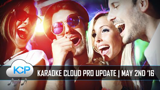 hot karaoke hits may 2016