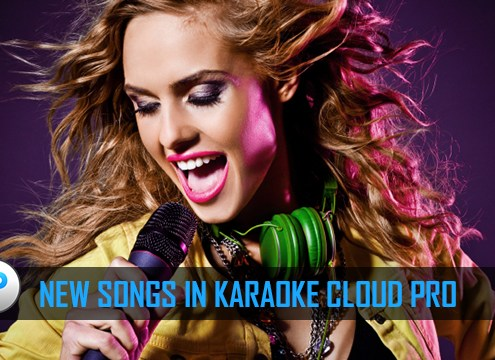 Karaoke Cloud Pro subscription update May 2016