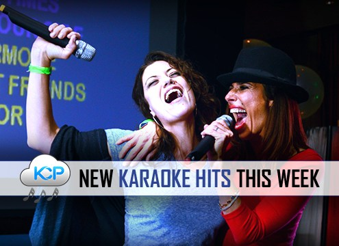 New Karaoke Downloads This Week In Karaoke Cloud Pro