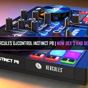 Hercules DJControl Instinct P8 is PCDJ Supported