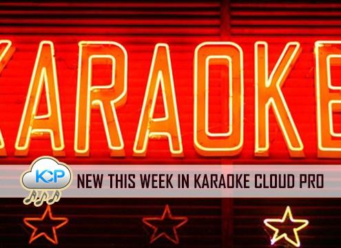 New Karaoke Music October 2016