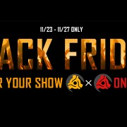PCDJ Black Friday DEX 3 Promotion