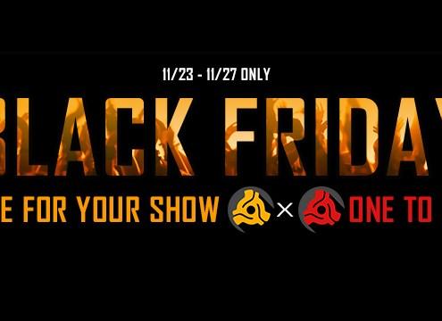 PCDJ Black Friday DEX 3 Promotion