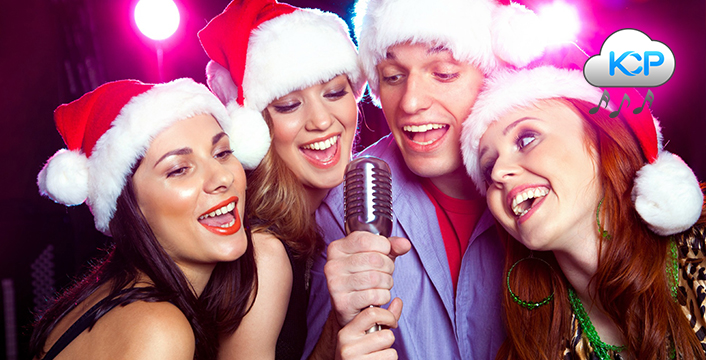 Karaoke Christmas Party.Christmas Party Karaoke Karaoke Cloud Pro Has You Covered