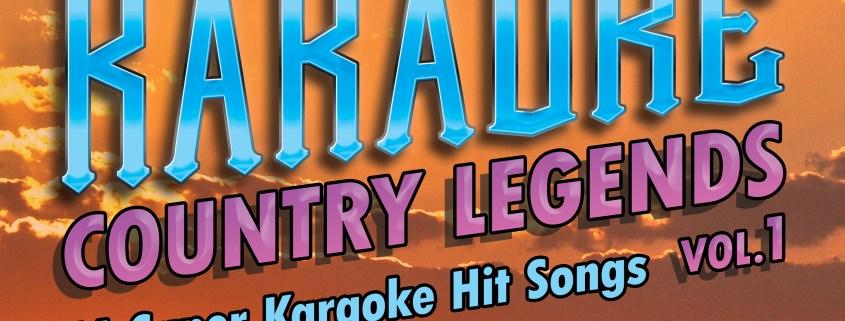 Country Legends Karaoke HD Pack