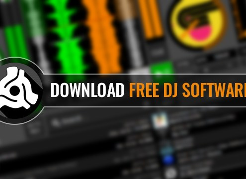 Download Free DJ software and mix everything