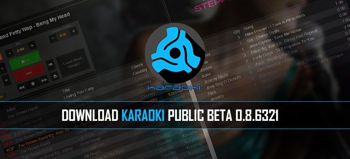 Download Karaoki Public Beta 0.8.6321