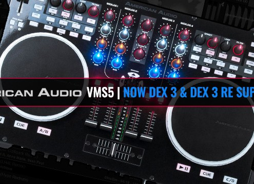 American Audio VMS5 is PCDJ supported